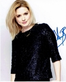 Alexandra Breckenridge Signed 8x10 Photo