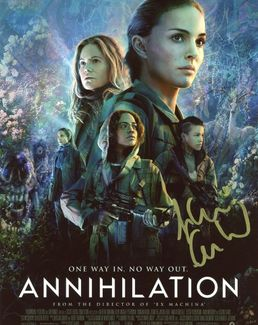 Alex Garland Signed 8x10 Photo - Video Proof