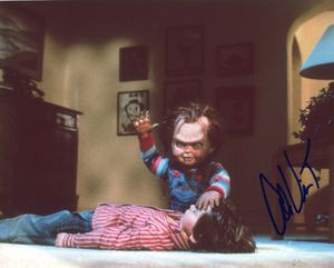 Alex Vincent Signed 8x10 Photo - Video Proof