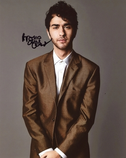 Alex Wolff Signed 8x10 Photo