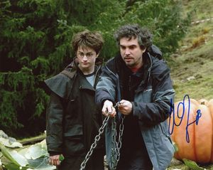 Alfonso Cuaron Signed 8x10 Photo