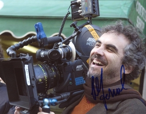 Alfonso Cuaron Signed 8x10 Photo - Video Proof