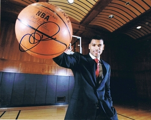 Allan Houston Signed 8x10 Photo
