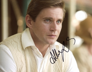 Allen Leech Signed 8x10 Photo