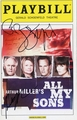 All My Sons Signed Playbill