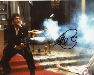 Al Pacino Signed 8x10 Photo
