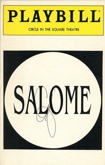 Al Pacino Signed Playbill
