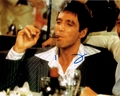 Al Pacino Signed 8x10 Photo - Proof