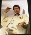 Al Pacino Signed 11x14 Photo