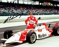 Al Unser, Jr. Signed 8x10 Photo
