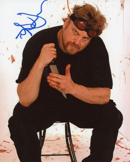 The Amazing Johnathan Signed 8x10 Photo