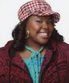 Amber Riley Signed 8x10 Photo