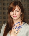 Amber Tamblyn Signed 8x10 Photo