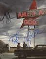 American Gods Signed 8x10 Photo