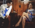 Eddie Kaye Thomas & Jennifer Coolidge Signed 8x10 Photo - Video Proof