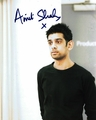 Amit Shah Signed 8x10 Photo - Video Proof