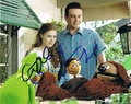 Amy Adams & Jason Segel Signed 8x10 Photo - Video Proof