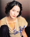 Amy Acker Signed 8x10 Photo