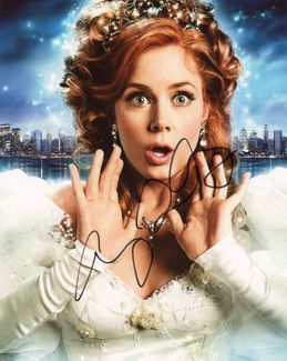 Amy Adams Signed 8x10 Photo