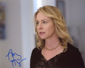 Amy Hargreaves Signed 8x10 Photo - Video Proof