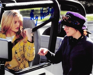 Amy Heckerling Signed 8x10 Photo