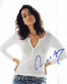 Ana de la Reguera Signed 8x10 Photo - Video Proof