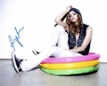 Analeigh Tipton Signed 8x10 Photo - Video Proof