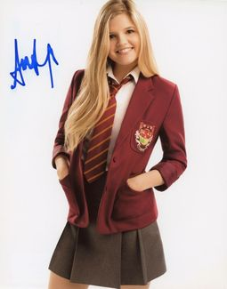 Ana Mulvoy-Ten Signed 8x10 Photo - Video Proof