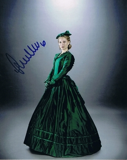 Anastasia Griffith Signed 8x10 Photo - Video Proof
