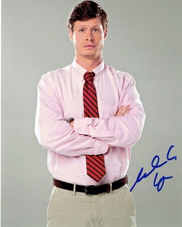 Anders Holm Signed 8x10 Photo