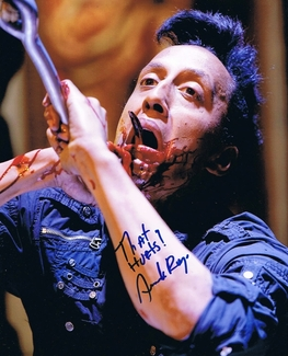 Andre Royo Signed 8x10 Photo - Video Proof
