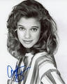 Andrea Barber Signed 8x10 Photo