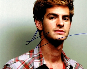 Andrew Garfield Signed 8x10 Photo - Video Proof