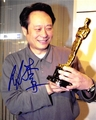 Ang Lee Signed 8x10 Photo