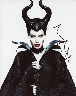 Angelina Jolie Signed 8x10 Photo - Video Proof