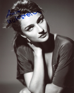 Ania Bukstein Signed 8x10 Photo - Video Proof
