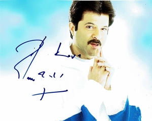 Anil Kapoor Signed 8x10 Photo