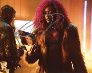 Anna Diop Signed 8x10 Photo