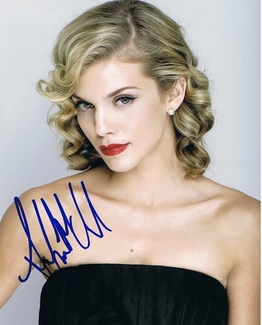 AnnaLynne McCord Signed 8x10 Photo - Video Proof