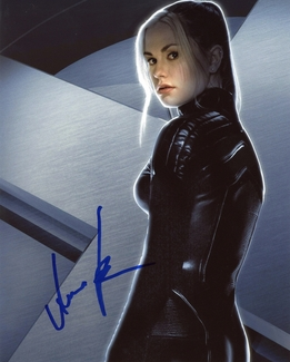 Anna Paquin Signed 8x10 Photo