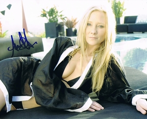 Anne Heche Signed 8x10 Photo