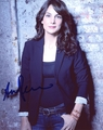 Annie Parisse Signed 8x10 Photo - Video Proof