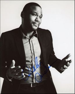 Anthony Anderson Signed 8x10 Photo
