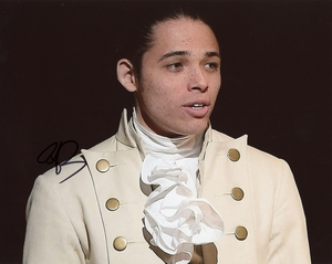 Anthony Ramos Signed 8x10 Photo
