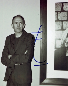 Anton Corbijn Signed 8x10 Photo - Video Proof