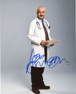 Anupam Kher Signed 8x10 Photo