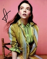 Anya Taylor-Joy Signed 8x10 Photo