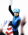 Apolo Anton Ohno Signed 8x10 Photo - Video Proof