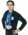 Apolo Anton Ohno Signed 8x10 Photo