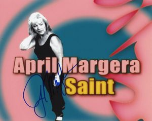 April Margera Signed 8x10 Photo